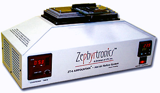 ZT-6 AirFountain®, PC104, Samtec, IEH, Stackable, Connector, Soldering Station