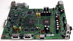 XBox 360 PC Board, Ring of Death